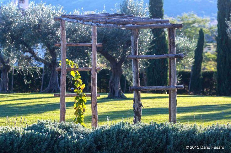 Garden in Capalbio, Tuscany, Italy,  Paolo Pejrone landscape architect