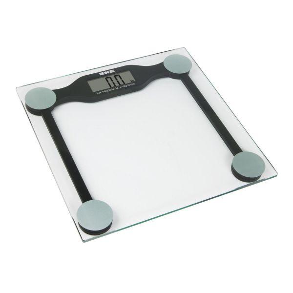 Pèse personne en verre EKS