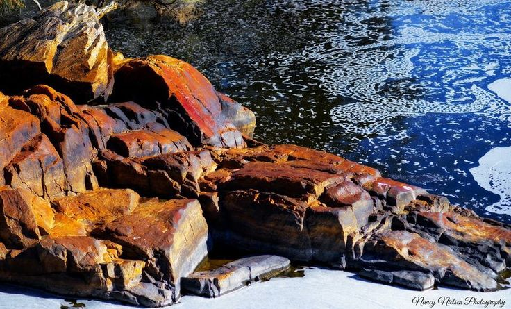 Enjoying some scenery down at 'Bells Rapids'. Beautiful colour. #NancyNielsenPhotography #Perth #Australia #Labdscapes