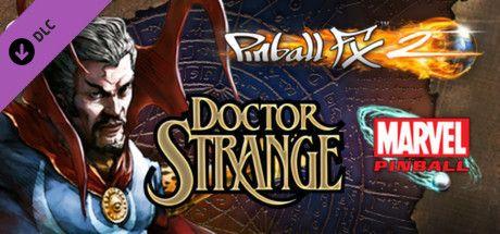 Pinball FX2 - Doctor Strange & Captain America Tables (Steam Key)