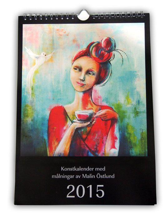 Art Calendar 2015