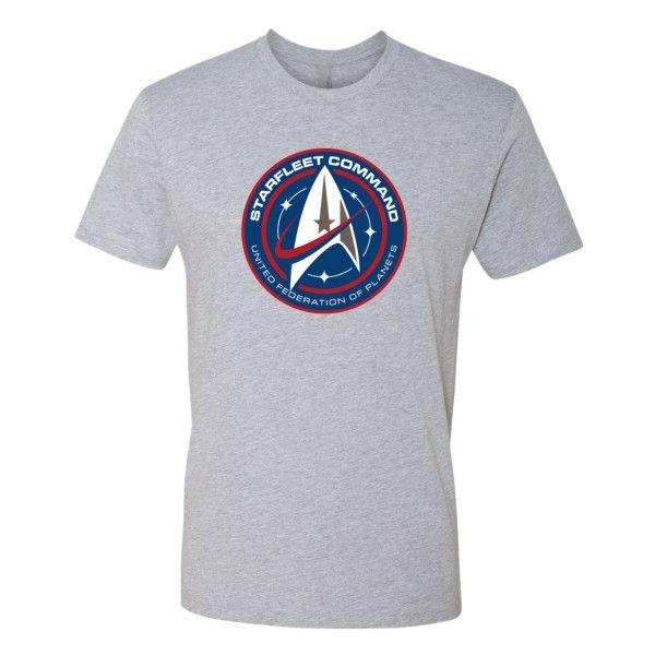 Star Trek Discovery Starfleet Command T-Shirt