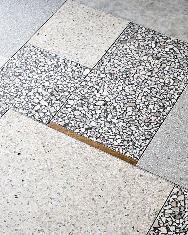 Happy Place by Fiona Lynch - for the love of terrazzo | via SHELF/LIFE
