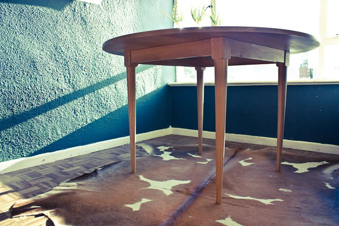 The Food Disco Table | Stokperd: Projects, Discos Tables, Food Discos, Tables Stokperd
