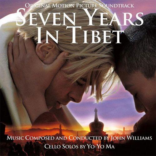 John Williams - Seven Years In Tibet: Original Motion Picture Soundtrack Colored 180g 2LP (White Vinyl) December 16 2016 Pre-order