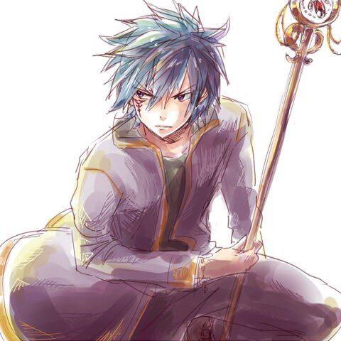 Jellal he's my kind of fanservice ;)
