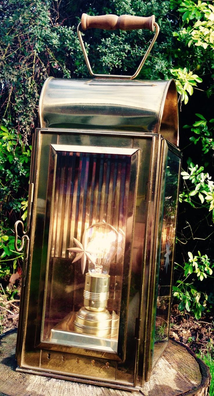 New in our shop! Brass Storm Lantern Table Lamp Light https://www.etsy.com/listing/218313326/brass-storm-lantern-table-lamp-light?utm_campaign=crowdfire&utm_content=crowdfire&utm_medium=social&utm_source=pinterest