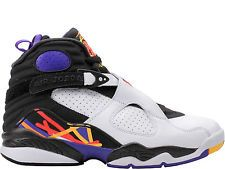 Shop from the world's largest selection and best deals for Nike Air Jordan 8 Men's Leather Basketball Shoes. Shop with confidence on eBay!