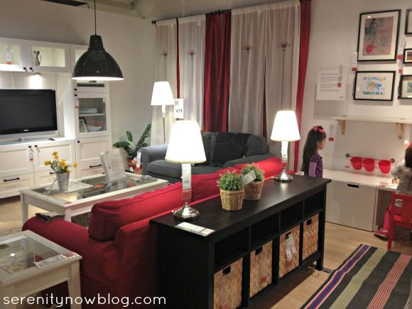 IKEA Decorating Ideas {Round Up Shopping Trip}, From Serenity Now Part 88