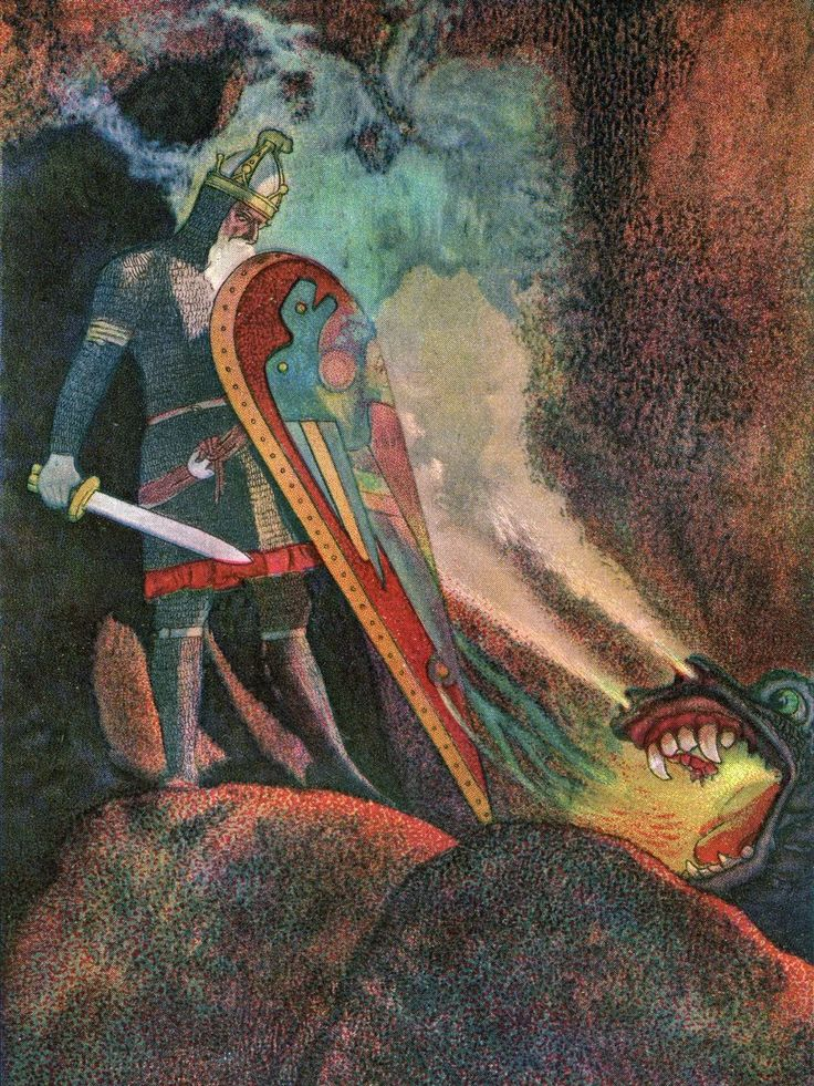 Beowulf: Essay Topics