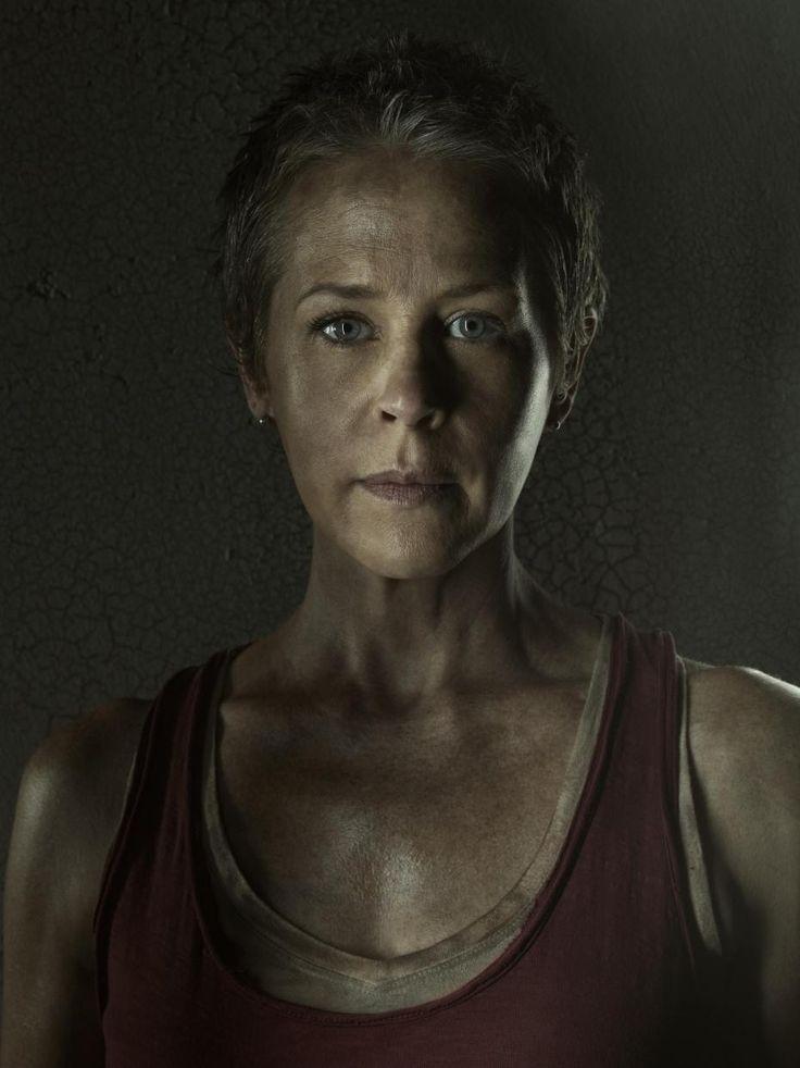 Melissa McBride Walking Dead | Walking Dead saison 3 : Melissa McBride alias Carol dans The Walking ...