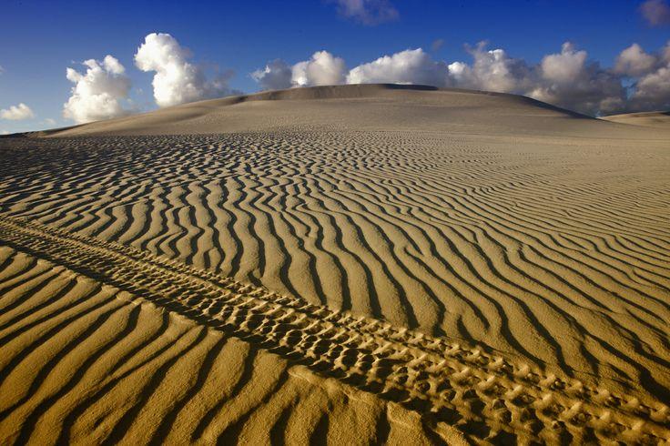 Atlantis dunes