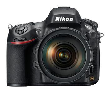 Nikon - DSLR - D800