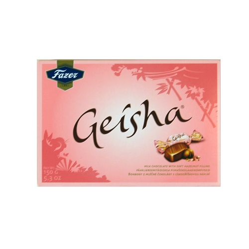 Fazer Geisha Hazelnut Chocolates - These are just ridiculously yummy, could eat an entire box, no problem!
