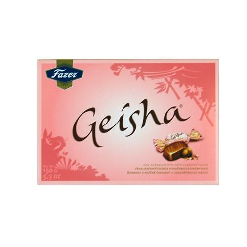 Fazer Geisha Hazelnut Chocolates