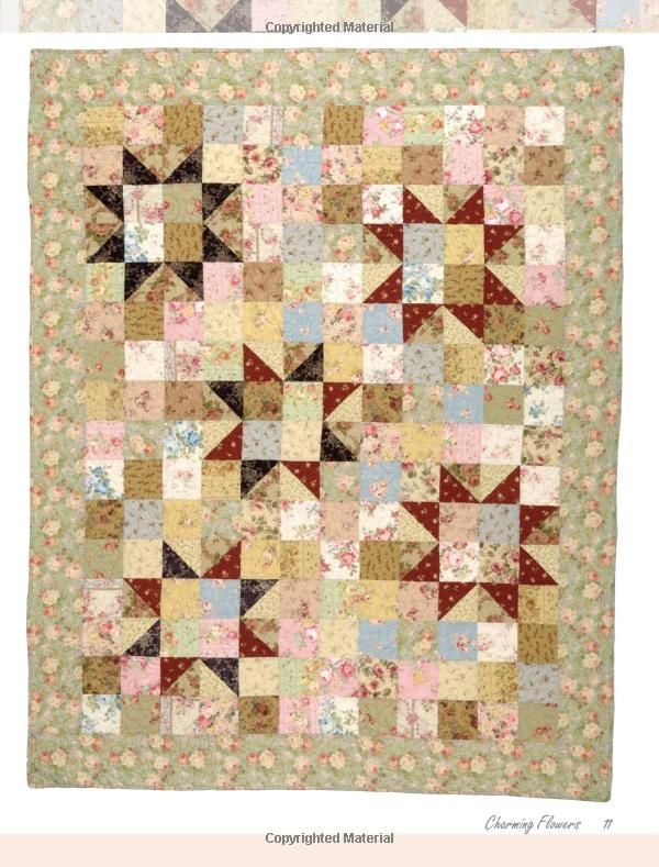 Amazon.com: Layer Cake, Jelly Roll & Charm Quilts ...