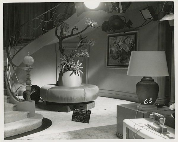 Auntie Mame setMame Sets, Mame Apartments, Movie Sets, Art Direction, Deco Interiors, Aunty Mame, Art Deco, Sets Design, Apartments Design
