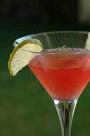 Cocktail cosmopolitan vue 1