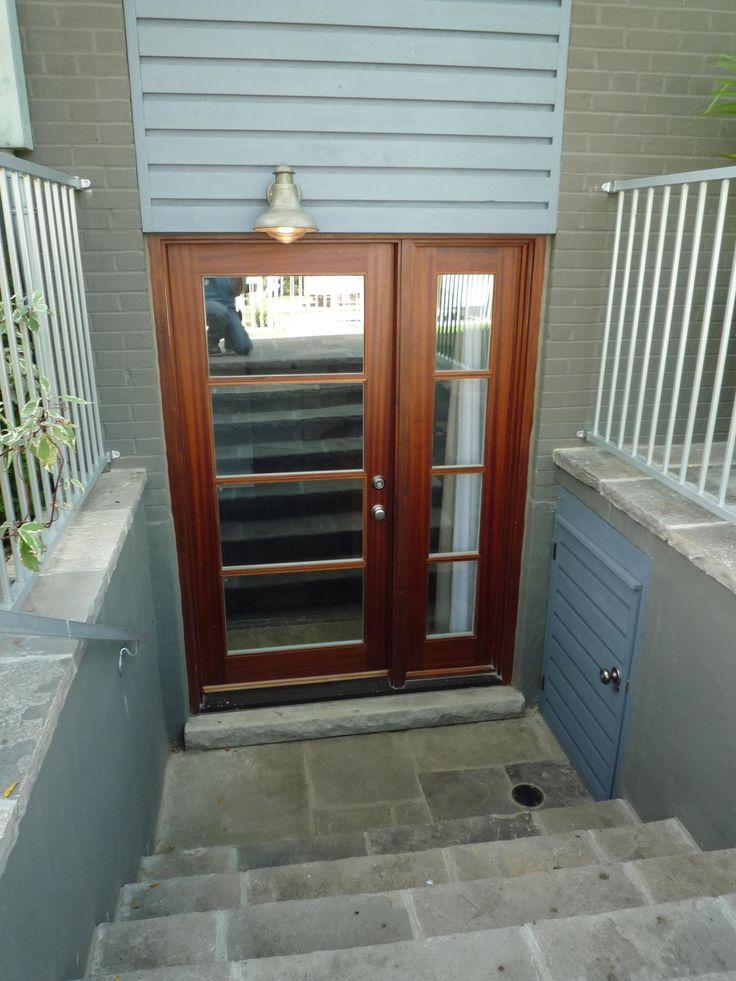 Cellar Door Basement Entrance