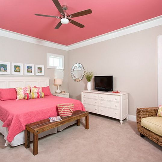25+ Best Ideas About Pink Ceiling On Pinterest