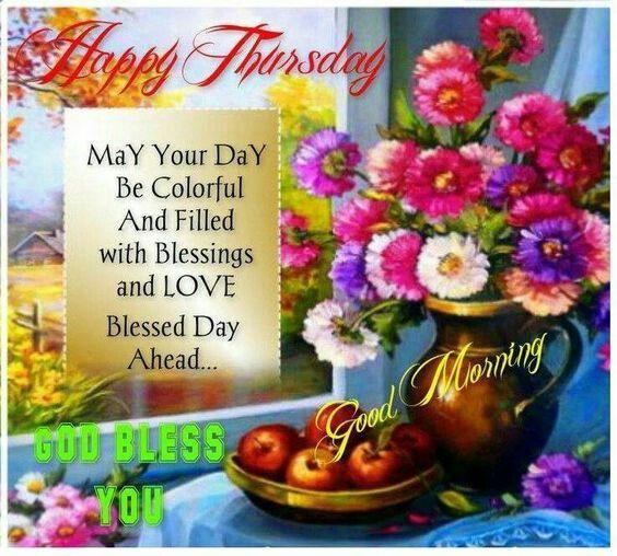 Good Morning....Have a joyful day!