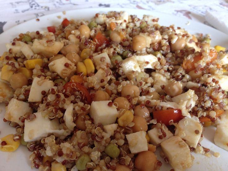 ⇒ Bimby, le nostre Ricette - Senza Bimby, Quinoa Bianca, Quinoa Rossa e Miglio Estivi   Buon giorno, buon lunedì Bimbyni e Bimbyne!!! :D   Un piatto fresco e salutare!!! :D Che ne dite!?  http://www.bimby-ricette.it/2015/08/senza-bimby-quinoa-bianca-quinoa-rossa.html   Provate questa ricetta e ditemi se vi piace!!! :D  http://www.bimby-ricette.it/2015/08/senza-bimby-quinoa-bianca-quinoa-rossa.html
