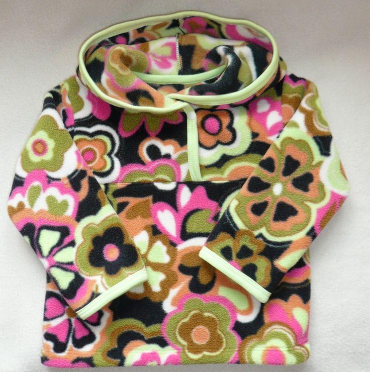 Бармалейкины п[р]оделки: МК Худи из флиса