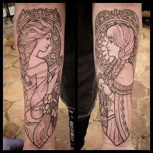 1000 ideas about frozen tattoo on pinterest good first for Heart of gold tattoo