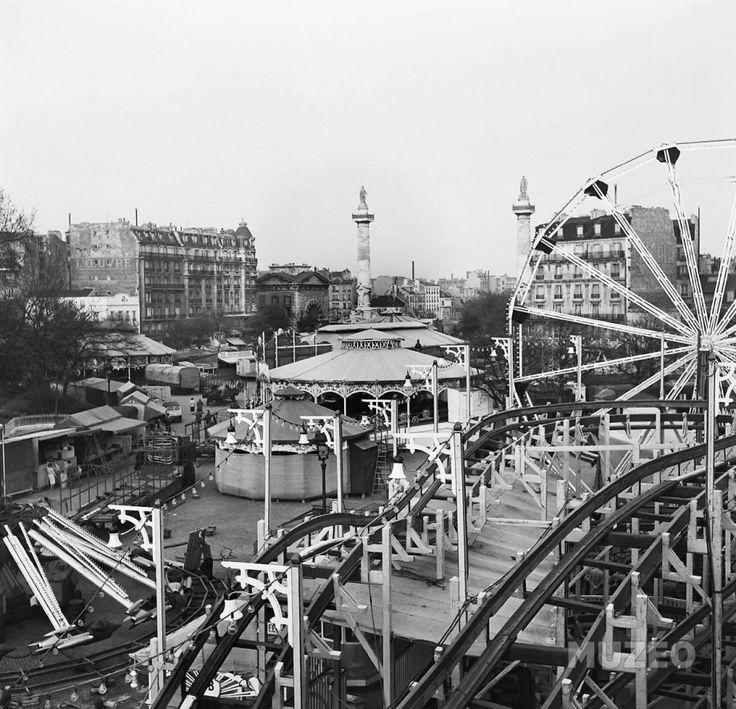 1834 best paris 30 40 50 y 60s images on pinterest - Place foire de paris ...