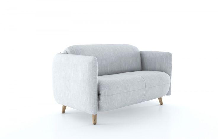 Venna to nowoczesna kompaktowa forma o klasycznym charakterze. Bryła fotela dobrze sprawdza się zarówno w miejscach publicznych, jak i w przestrzeni prywatnej. Venna pasuje wszędzie tam, gdzie potrzebny jest komfort i elegancja. Szeroki wybór tkanin pozwala na zaaranżowanie zestawu w wielu wariantach kolorystycznych. Finezji meblom Venna dodają także tkaniny z ciekawą, geometryczną fakturą.« Mak Studio