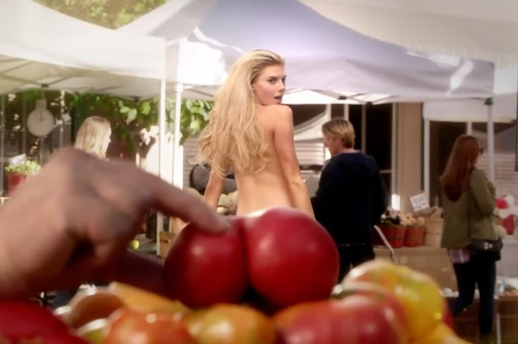 Check Out Charlotte McKinney's All-Natural Super Bowl Ad for Carl's Jr.