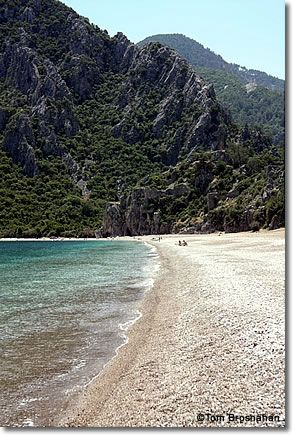 Olimpos Beach, Antalya, Turkey
