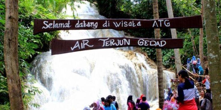 Air Terjun Gedad, Destinasi Wisata Alam Terbaru Di Gunungkidul - http://darwinchai.com/traveling/air-terjun-gedad-destinasi-wisata-alam-terbaru-di-gunungkidul/