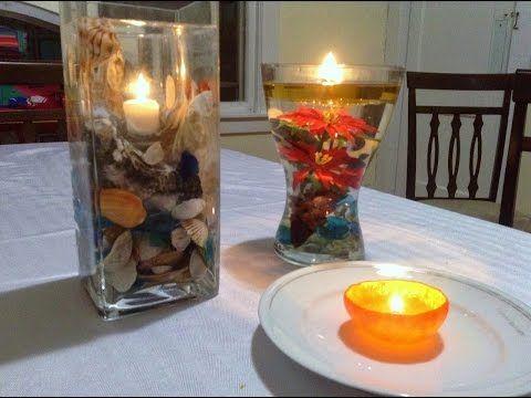 M s de 1000 ideas sobre soportes para velas en pinterest porta velas arreglos de velas y - Soportes para velas ...