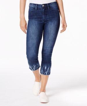 Buffalo David Bitton Ivy Cropped Jeans - Blue 25