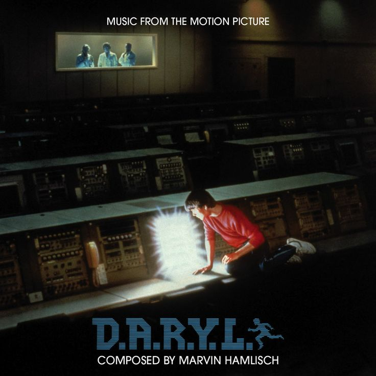 D.A.R.Y.L.: LIMITED EDITION Music by Marvin Hamlisch. Limited Edition of 1500 Units.