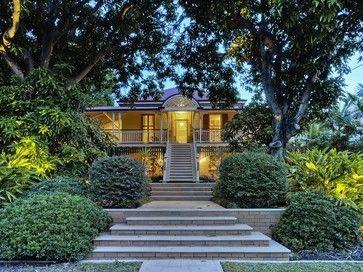 Queensland Circa 1800s Renovation Australian homes beautiful Queenslander home design