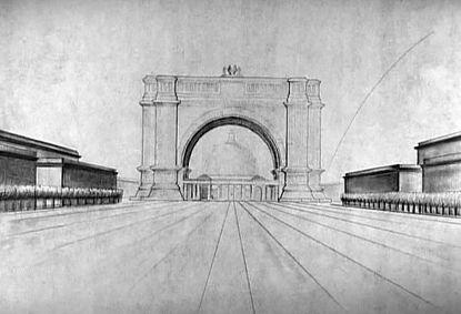 Albert Speer Buildings Plan 1 by Iroquos on DeviantArt