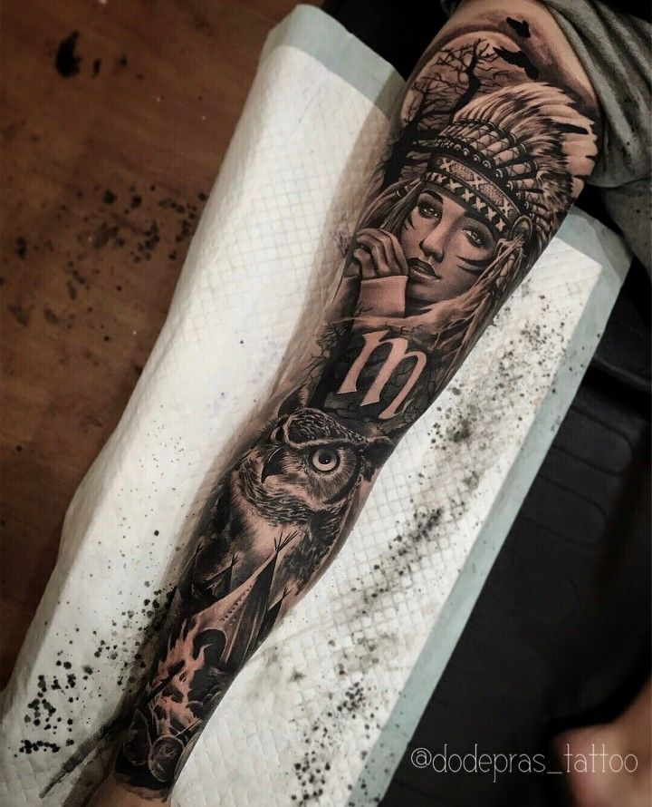 c58ca8bf420e2 Pin by Tierra Trigger on Tattoos and Piercings | Tattoos, Best sleeve  tattoos, Tattoos for guys