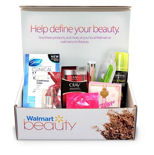 Walmart Beauty Box Launches for Fall | Slashed Beauty