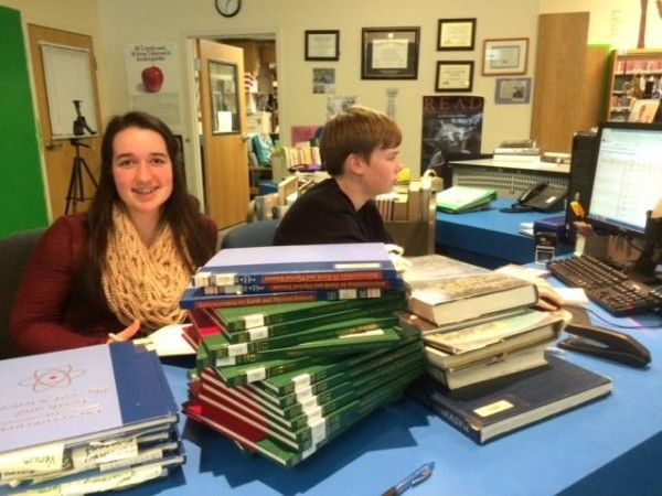 How to Run a Library Volunteer Program that Students Love by Laura Gardner | School Library Journal