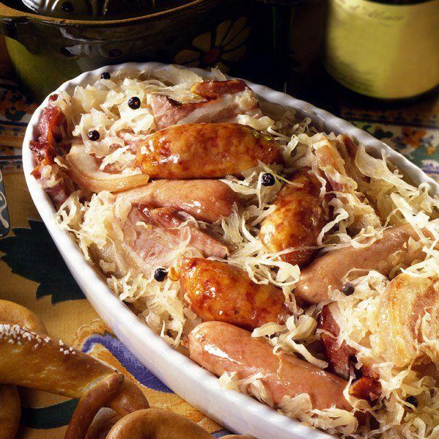 Les 25 meilleures id es de la cat gorie choucroute - Cuisiner choucroute cuite ...