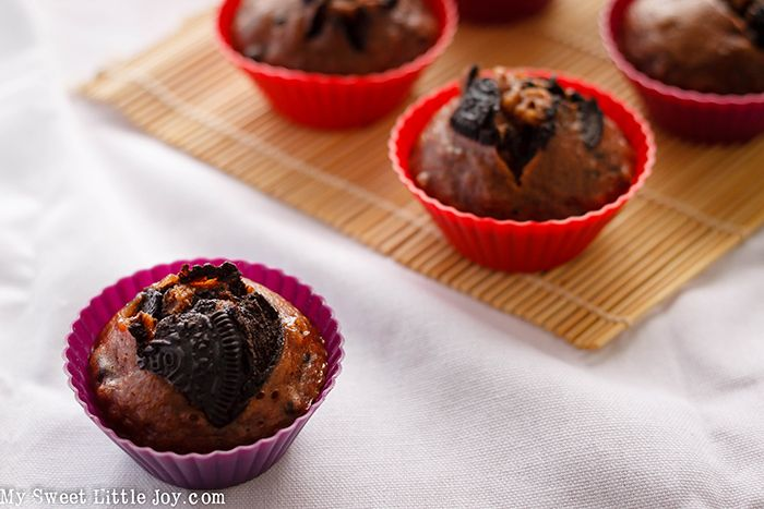 Mushi Pan means Japanese Steamed Bread. It's quick and easy to make. Here I share with you a delicious Chocolate Oreo Mushi Pan recipe.