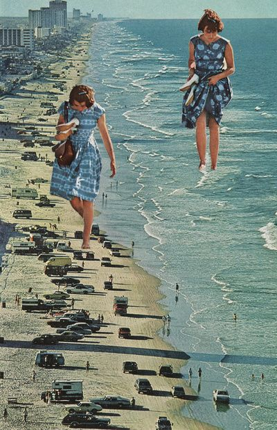 walk on the beach. sarah eisenlohr