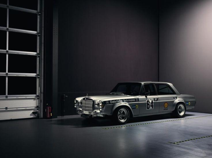 Mercedes Benz W108 #classic #cars