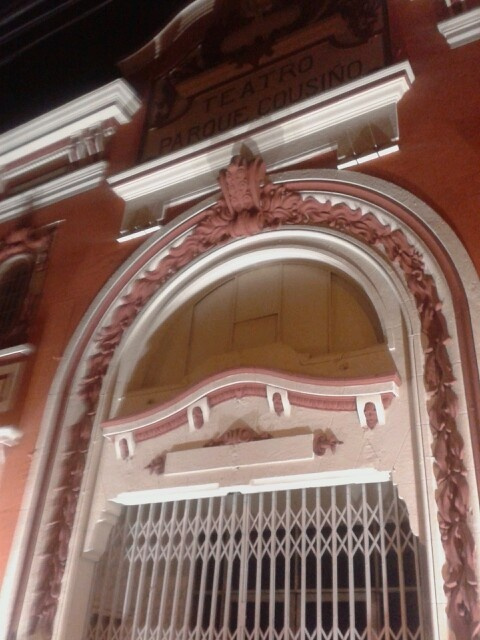 Teatro Parque Cousiño