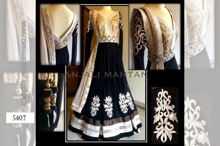 Pakistani Bollywood Long dress Designer Ethnic Party Wear Sari Lehenga Choli Net #IndianOutfitHub #Indianstyleonegowndressunstitched