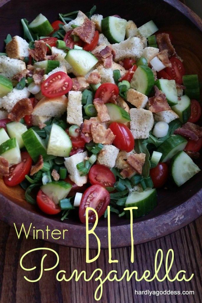 curd panzanella winter panzanella recipes dishmaps winter panzanella ...