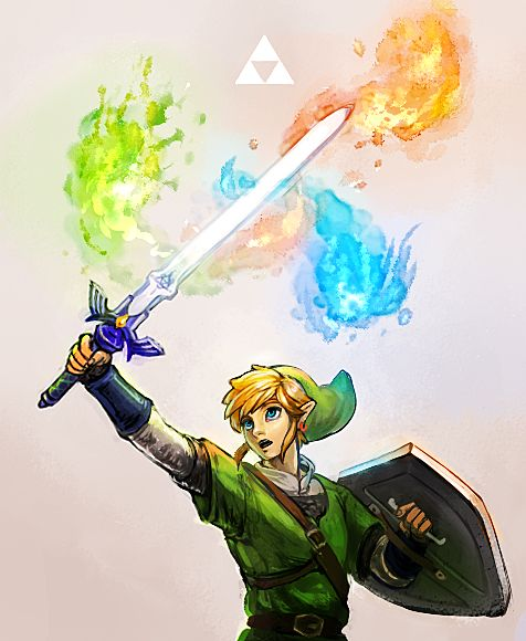 This is really cool. Legend of Zelda skyward sword