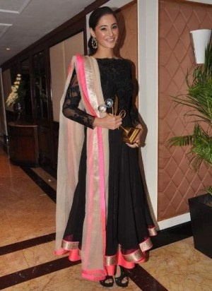 Nargis Fakri at GR8 Women Achiever's Award in 'Jade'